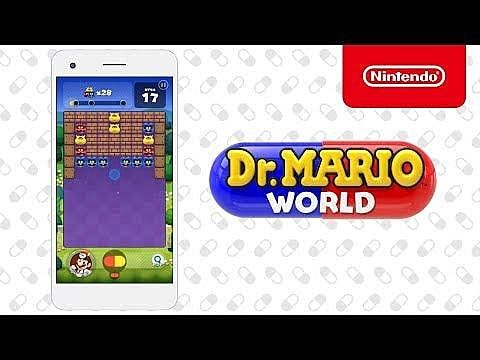 Dr Mario World Pre-Registration Open Now for iOS and Android