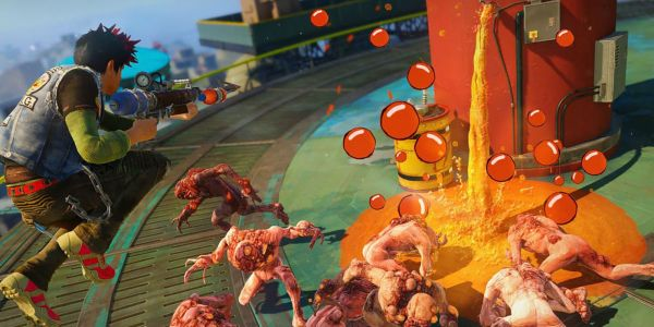 Should Sony Make Sunset Overdrive 2?   Game Rant