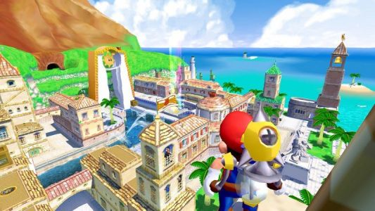 Super Mario 3D All-Stars: How to unlock the Rocket Nozzle,Turbo Nozzle, and Yoshi in Super Mario Sunshine