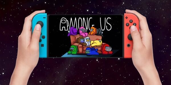Among Us sells 3.2 million units on Switch in December alone