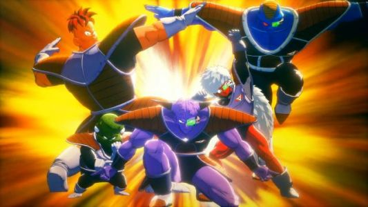 Dragon Ball Z: Kakarot to Feature Former Ginyu Force Member Bonyu