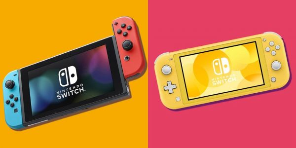 5 Reasons To Get A Switch Lite