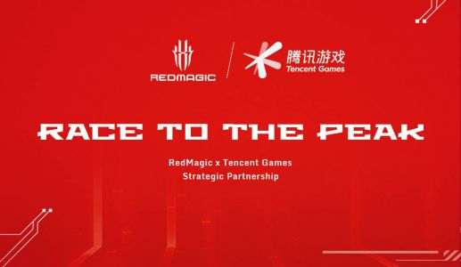 Tencent Games Is Partnering With RedMagic To Advance Mobile Gaming