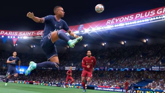 FIFA 22 arrives October 1 with the new Hypermotion animation system
