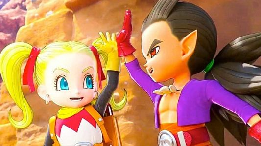 Dragon Quest Builders 2 Gets New Story Content in Free Update