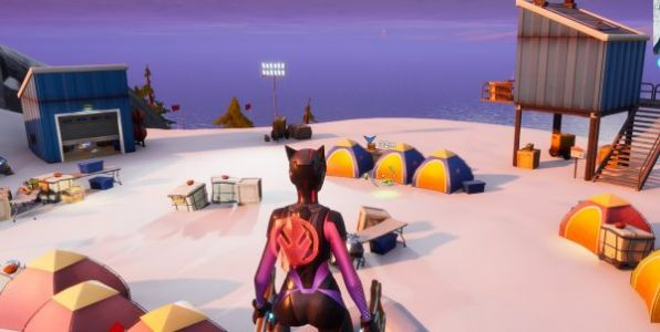 Fortnite: Chapter 2 - Where to find the mountain base camps