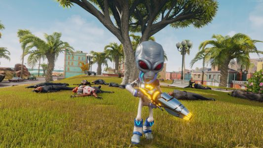 Destroy All Humans! Update Sees Improvements For Playing On PS5, Xbox Series X/S, Free Skins, And More