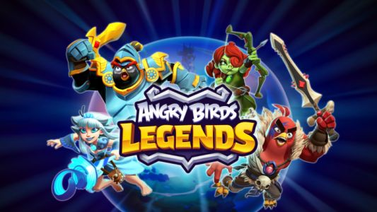 Rovio soft-launches Angry Birds Legends in select regions, a card-based RPG devoid of fun