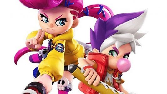 GungHo explains how Ninjala differs from Splatoon, but says they'd love to do a collab