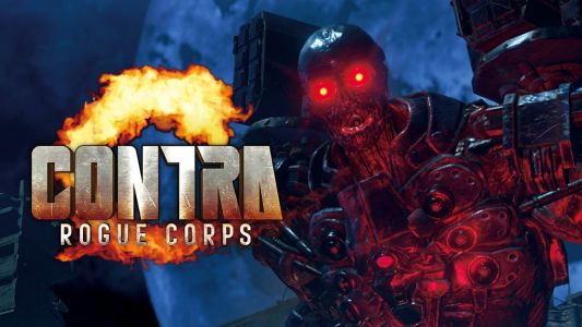 Watch the CONTRA: ROGUE CORPS live stream