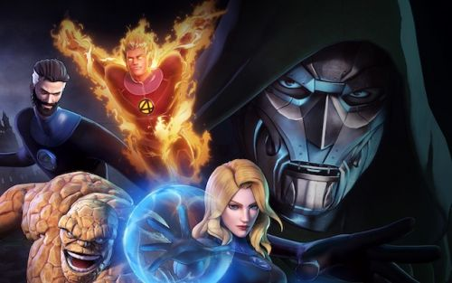 Fantastic Four: Shadow of Doom Coming to Ultimate Alliance 3 Next Month