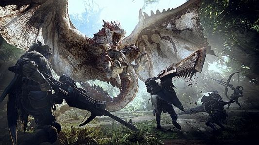 Monster Hunter Movie Hit with Apceros-Sized Delay