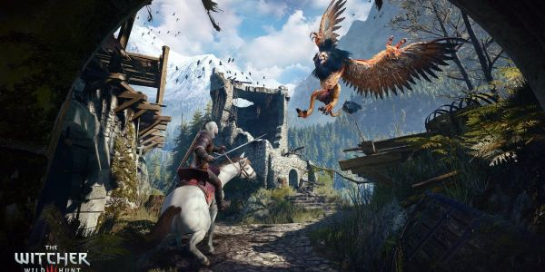 The Witcher Franchise Is Currently On Sale at Humble   Game Rant