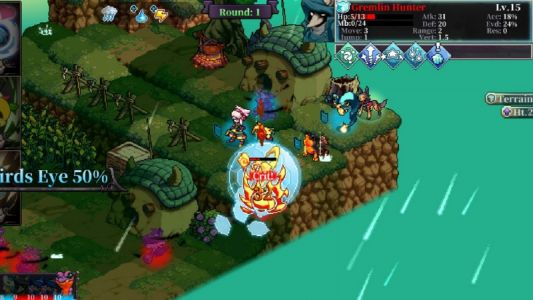 Fae Tactics Launch Trailer Shows Off The Strategy