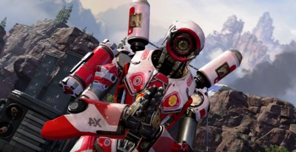 Apex Legends for Nintendo Switch looking pretty, explosive, and pretty explosive