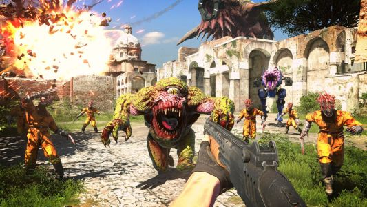 Serious Sam 4 Gets Kind Of Really Serious With New Story Trailer