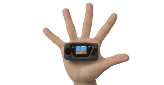 Sega Announces Game Gear Micro