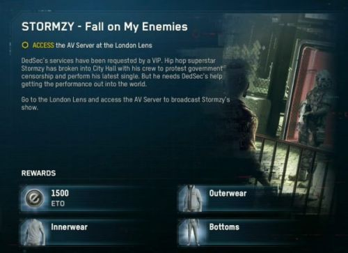 Watch Dogs: Legion - How to unlock Stormzy's Fall on My Enemies mission