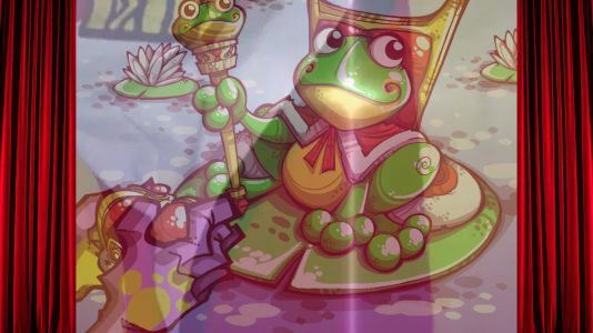 Review: Frog Fractions: Game of the Decade Edition: Hop's Iconic Hat