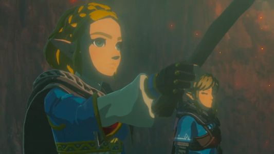 Nintendo continues to dodge questions about co-op and playing as Zelda in Zelda: Breath of the Wild 2, Aonuma finds people pondering co-op 'very interesting'
