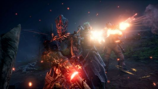 Outriders final class revealed and it's the Technomancer
