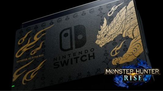 Monster Hunter Rise Special Edition Switch and Switch Pro Controller announced for Japan