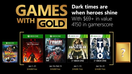 Games with Gold: Zombi and The Incredible Adventures of Van Helsing 3 join Xbox Games with Gold for January 2018