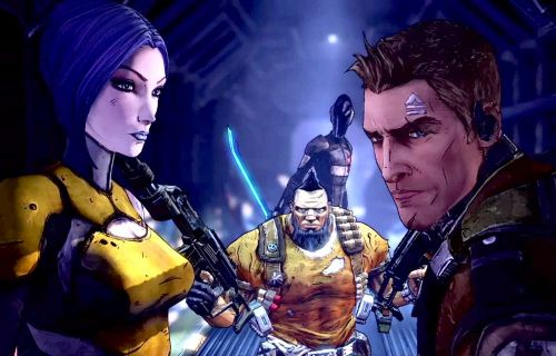 Borderlands Collection and other 2K classics coming to Switch in May