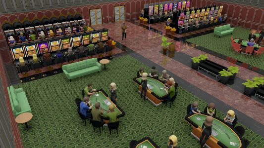 Unable to go to a real one, early access PC game SimCasino is my latest obsession
