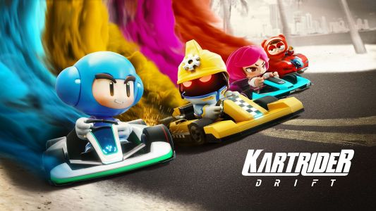KartRider: Drift - a free-to-play kart racer - lands on PS4 and PS5 in 2022