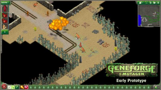 A Remaster of Spiderweb Software's Cult Classic 'Geneforge' is in the Works and Will Release on iPad