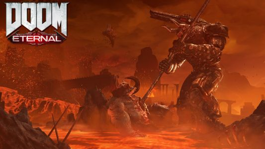 """DOOM Eternal Devs Says Porting the Game to PS5 and Xbox Series X Would Be """"Logical"""""""