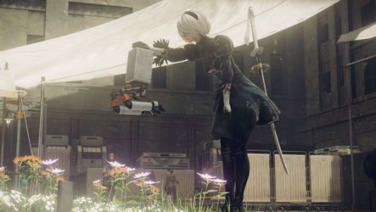 Celebrate Nier: Replicant's release tomorrow with discounts on all sorts of Nier: Automata goodies