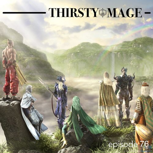 The Thirsty Mage - Final Fantasy IV