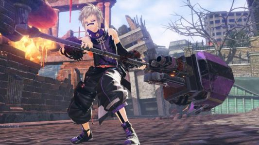 God Eater 3 Debuts in 2nd on the Japanese Charts