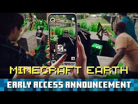 How to Get Minecraft Earth Today