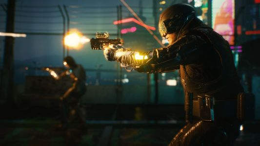 "Cyberpunk 2077 on Base PS4 and Xbox One is ""Surprisingly Good for Such a Huge World"" - CDPR"
