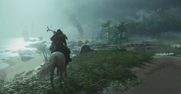 Check Out This Cool Ghost of Tsushima Trailer From PlayStation Japan