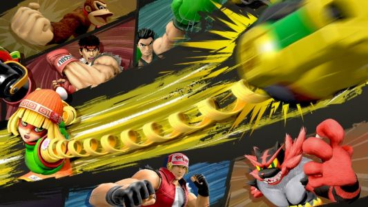 SwitchArcade Round-Up: The Next 'Super Smash Bros.' Event Gets ARMed, 'Swarmriders' and Today's Other New Releases, and the Latest Sales