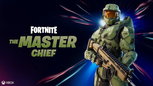 Halo's Master Chief is Coming to Fortnite