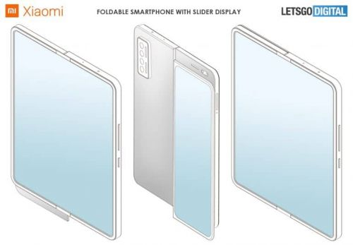 Xiaomi Could Be Making A Foldable Phone With A Sliding Display