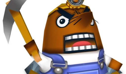 Mr. Resetti has lost his job in Animal Crossing: New Horizons, and is looking for new work