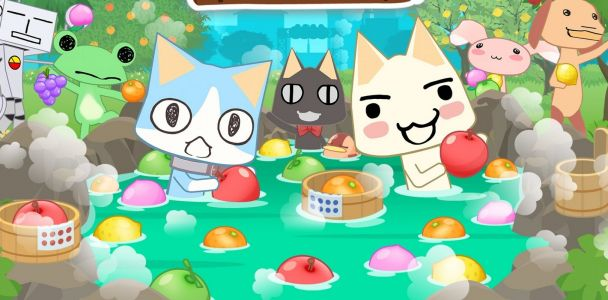 The latest game featuring Sony's cat mascot Toro is getting localized this month