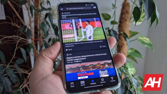 TheScore Sports App Gets Design Update & Improved Performance