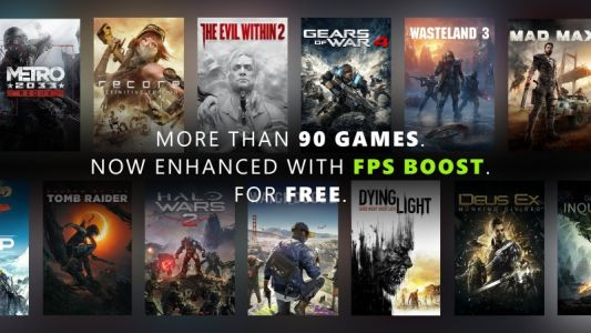 Xbox Series X/S FPS Boost Arrives For Over 70 Backwards Compatible Titles Today