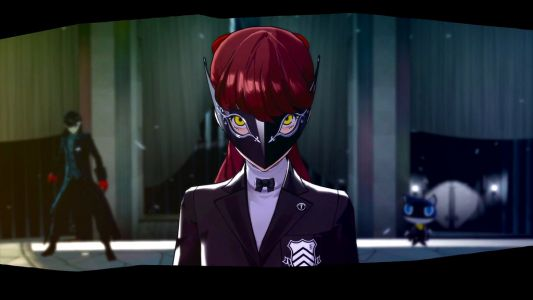 Meet Kasumi, Persona 5 Royal's Mysterious New Character