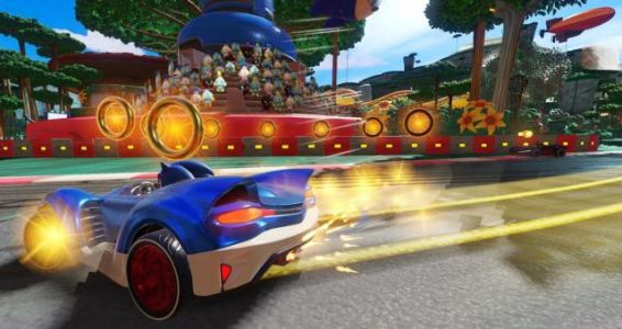 This Week's Deals With Gold - Anthem, Team Sonic Racing