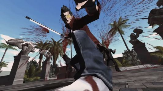 No More Heroes 1 Rated for Switch in Taiwan