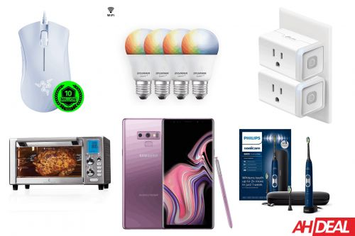 Electronics Deals - September 1, 2020: Razer, Lenovo, Acer & More