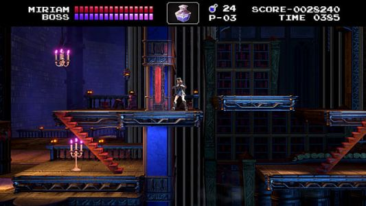 Bloodstained: Ritual of the Night 'Classic Mode' and 'Kingdom Crossover' update now available